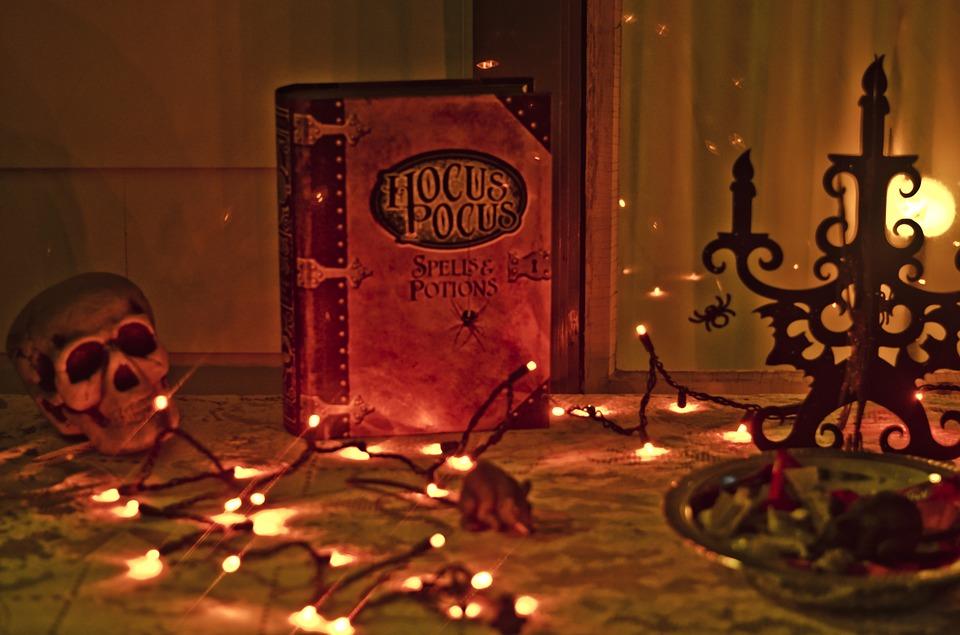 hocus pocus magick happens