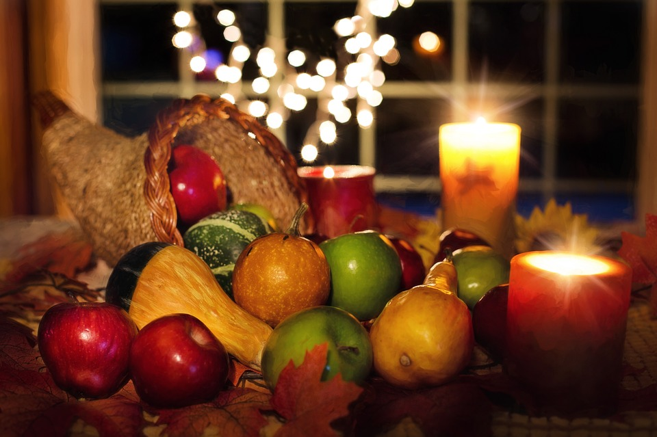 Thanksgiving by candlelite