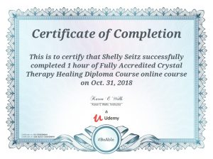 crystal therapy healing