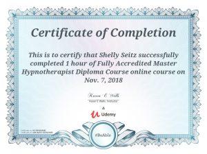 master hypnotherapist