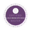 reiki master badge