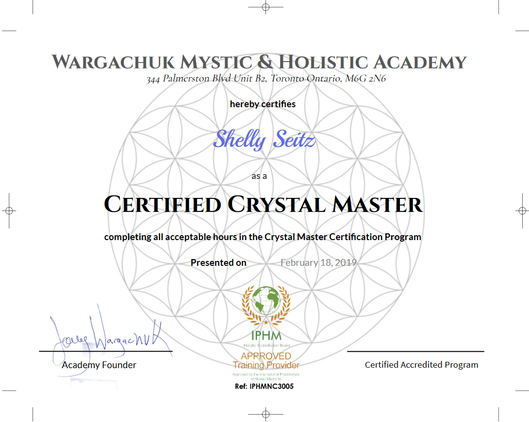Screen Shot Crystal Master