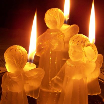 CANDLES ANGELS