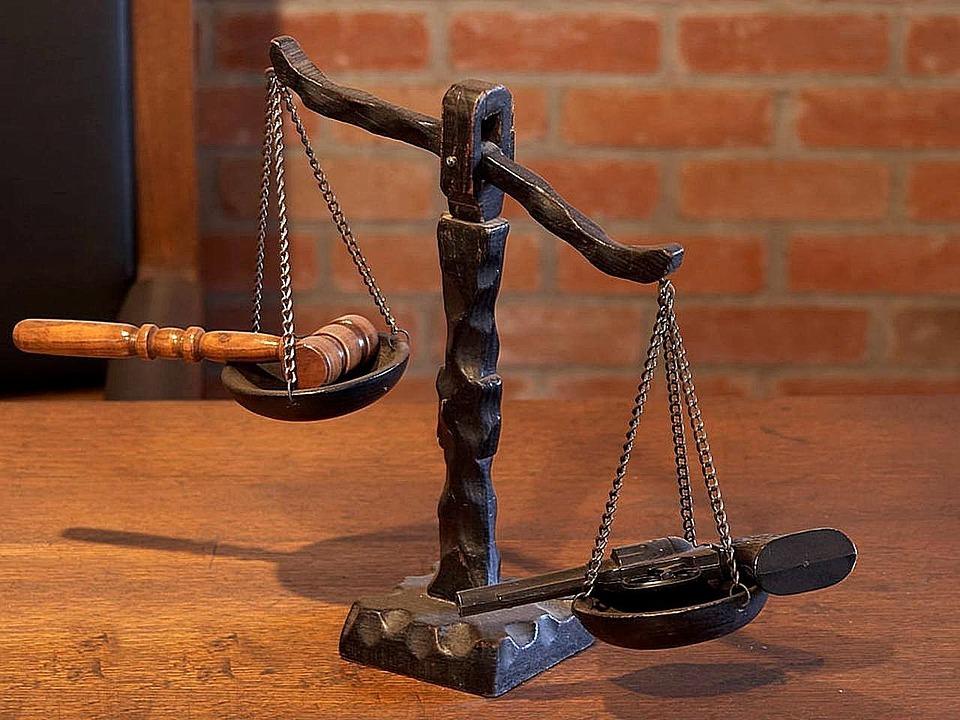 legals page